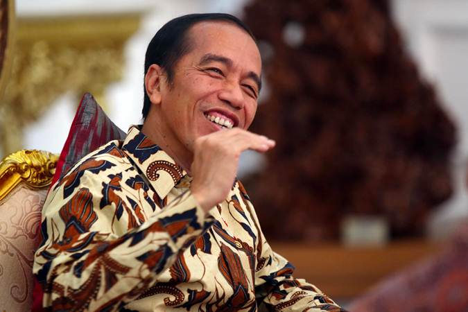 Presiden Joko Widodo - Bisnis/Abdullah Azzam
