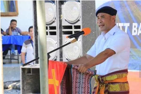 Gubernur Nusa Tenggara Timur Viktor Bungtilu Laiskodat - ANTARA
