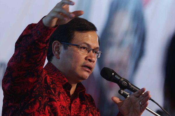 Sekretaris Kabinet Pramono Anung - Jibiphoto/Gigih M. Hanafi