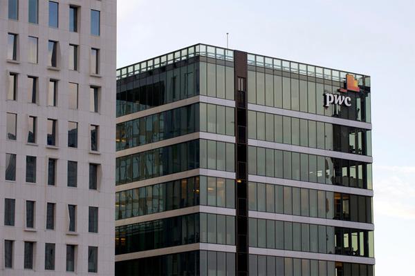 PricewaterhouseCoopers. - Bloomberg