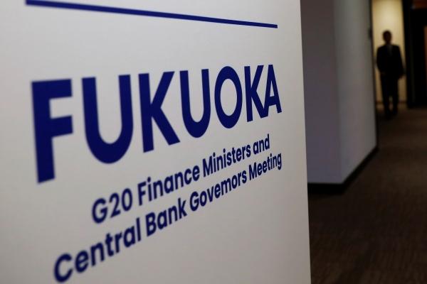 Pertemuan G20 Fukuoka - REUTERS/Kim Kyung/Hoon