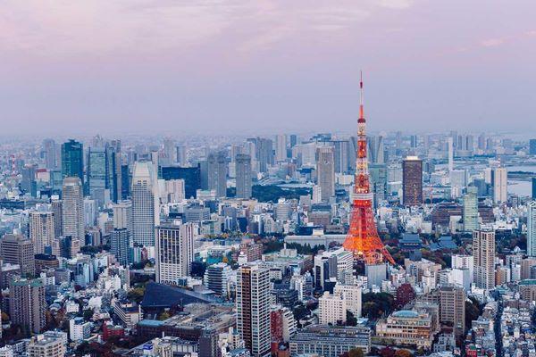 Properti di Tokyo, Jepang - Istimewa