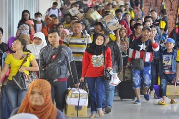 Pendatang baru di Jakarta - Antara