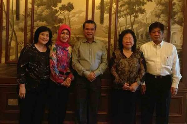 Itjih Nursalim, istri Bos Gajah Tunggal dan Bank BDNI Sjamsul Nursalim - Istimewa