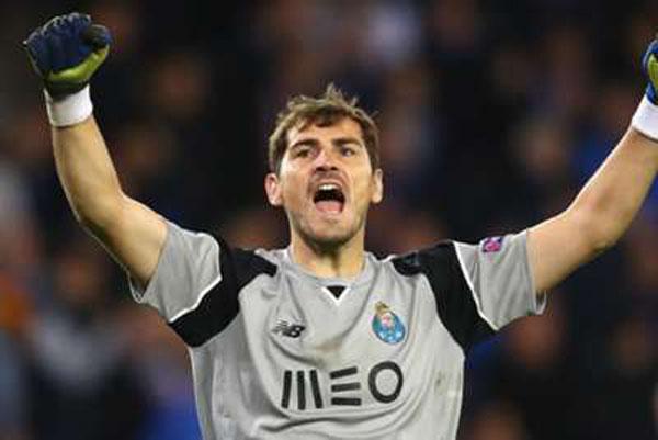Iker Casillas - Scoresway