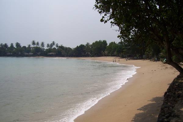 Pantai Carita jadi pilihan berwisata ke Banten - Istimewa