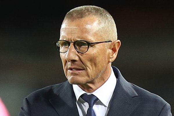 Aurelio Andreazzoli, pelatih baru Genoa. - Sky Sports