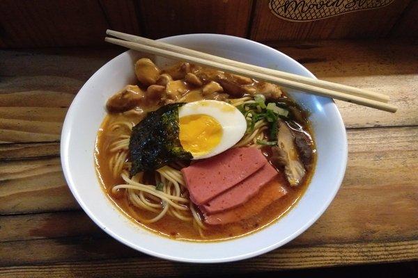 Curry Ramen (Solopos/Bayu Jatmiko Adi)