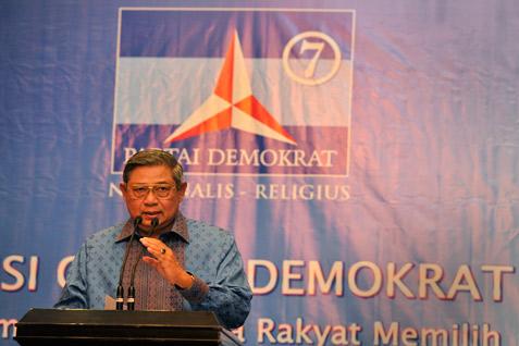 DPD Demokrat Sultra dan jajaran Demokrat se/Sultra masih konsisten mendukung Susilo Bambang Yudhoyono (SBY).