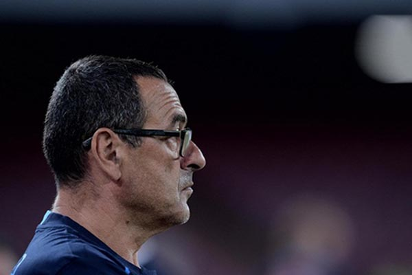 Maurizio Sarri - Juventus.com