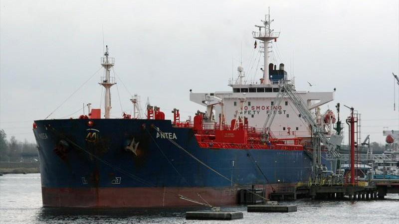 Kapal Tanker MT Antea. Foto: marinetraffic.com