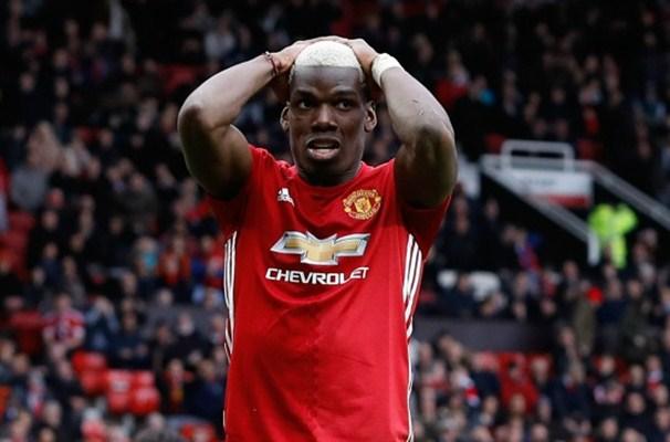 Gelandang Manchester United, Paul Pogba - Football365