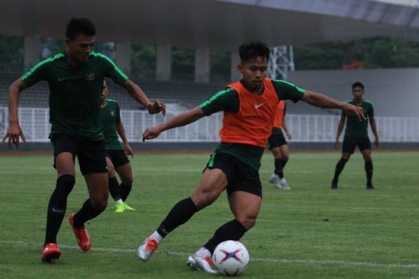Pemain Timnas Indonesia, Andik Vermansah - PSSI