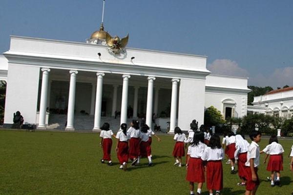 Istana Bogor - Antara