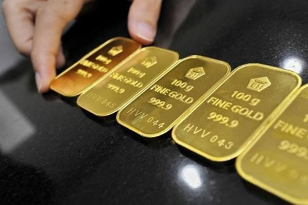 sinyal perdagangan emas berjangka