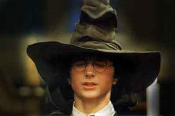 Topi seleksi Harry Potter - Istimewa