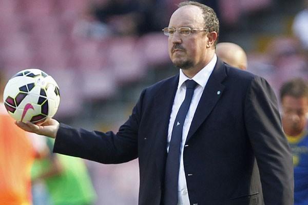 Rafael Benitez - Reuters/Ciro de Luca