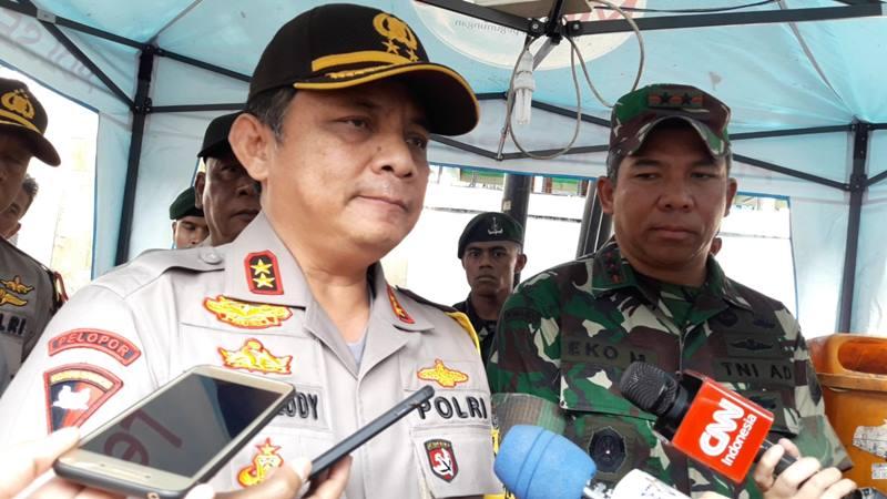 Kapolda Metro Jaya Irjen Gatot Eddy Purnomo. JIBI/Bisnis - Jaffry Prabu Prakoso