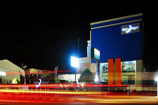 Kantor pusat Bank Nagari di Padang Sumatra Barat. - banknagari.co.id