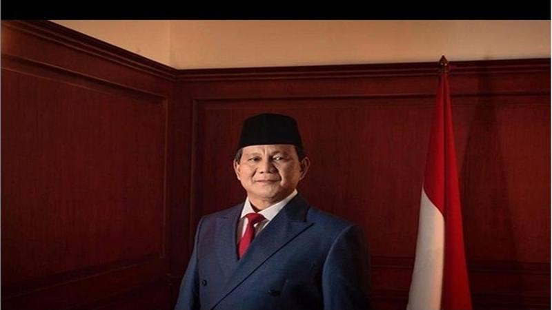 Prabowo Subianto - Instagram @prabowo