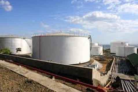 Ilustrasi - Terminal LNG - Bisnis/Istimewa