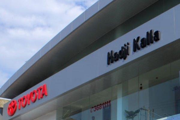 Kalla Toyota - kallatransport.co.id
