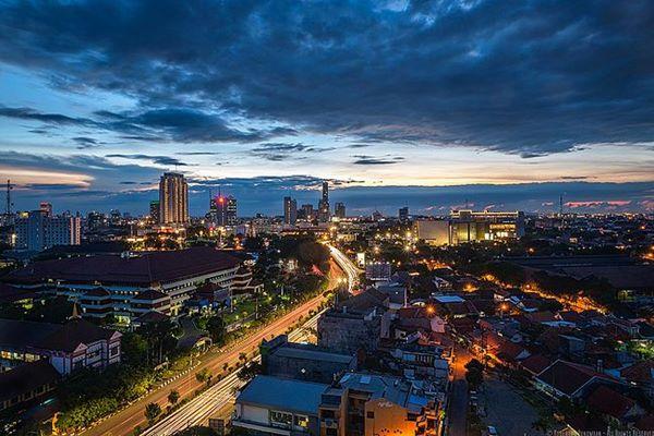 15 Kota Indonesia Dipilih sebagai Proyek Pengembangan Perkotaan - Ekonomi  Bisnis.com