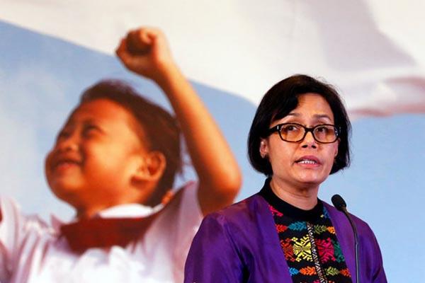 Menteri Keuangan Sri Mulyani Indrawati. - Reuters/Beawiharta