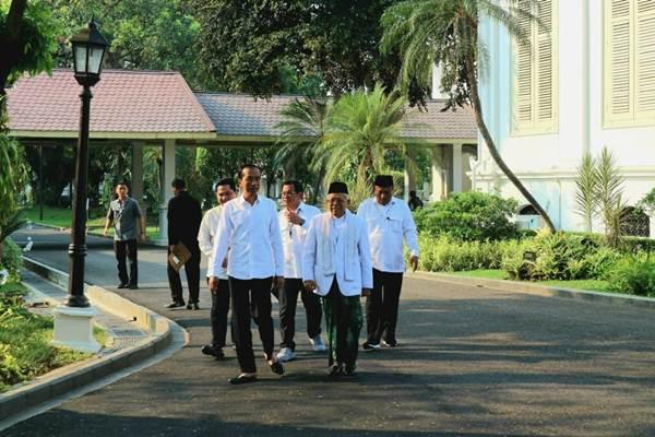 Jokowi-Maruf - Istimewa
