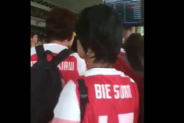 Video viral soal banyaknya warga keturunan asing yang berada di bandara Pekanbaru