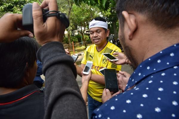 Ketua DPD Partai Golkar Provinsi Jawa Barat Dedi Mulyadi - Istimewa