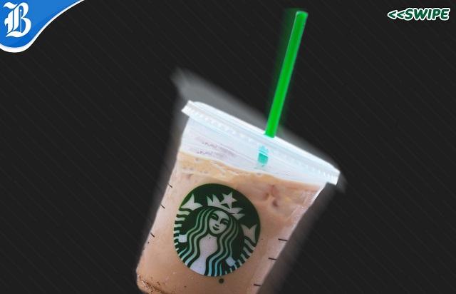 Starbucks.  -  Ilham Mogu