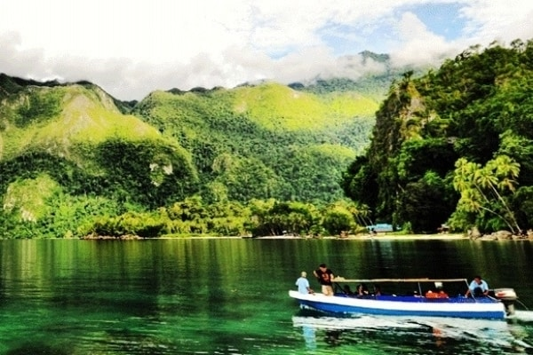 Kawasan Taman Nasional Manusela Pulau Seram, Provinsi Maluku.