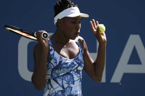 Petenis AS Venus Williams - Reuters/Mike Segar