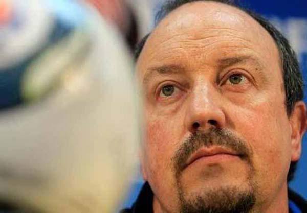 Rafael Benitez - Reuters/Fadi Al Assaad