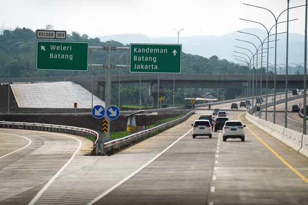 ilustrasi Tol Semarang/Batang, Trans Jawa