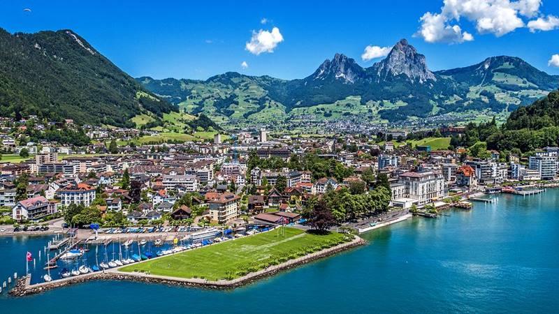 Swiss Geser Singapura Sebagai Negara Favorit Ekspatriat - Kabar24 Bisnis.com