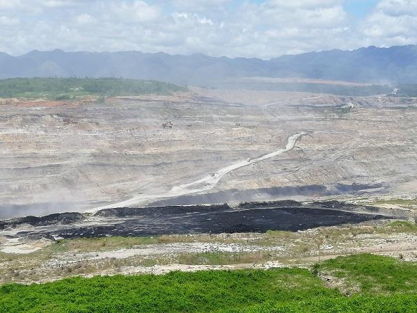 Salah satu lokasi pertambangan batu bara di Kalimantan Timur. - JIBI/Rachmad Subiyanto