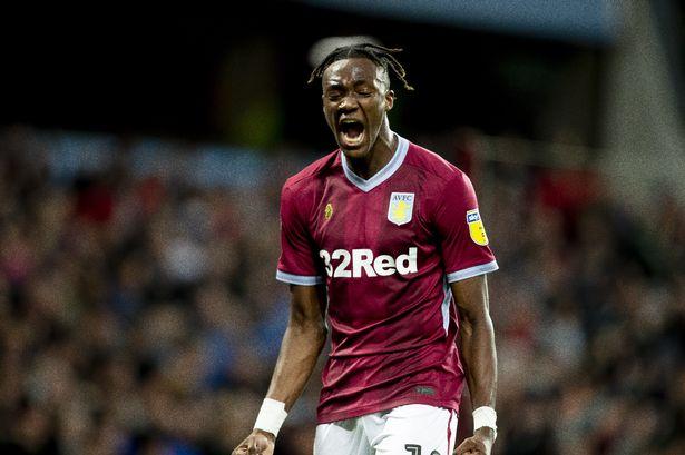 Striker Aston Villa, Tammy Abraham - Birmingham Mail