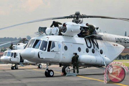 Helikopter MI-17 - Ilustrasi
