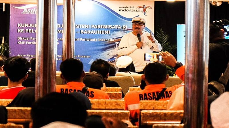 Menteri Pariwisata Arief Yahya - Istimewa