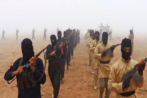 Pasukan ISIS - Istimewa