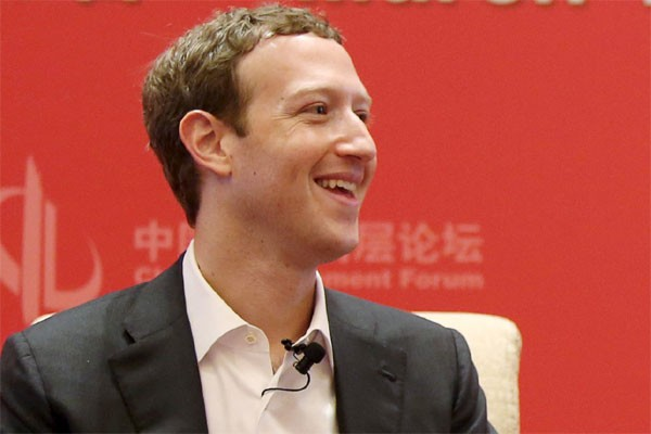 CEO Facebook Mark Zuckerberg - Reuters