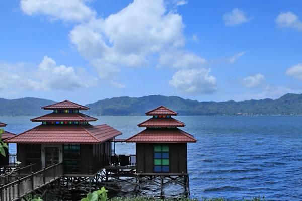 Danau Tondano di Sulawesi Utara - Istimewa