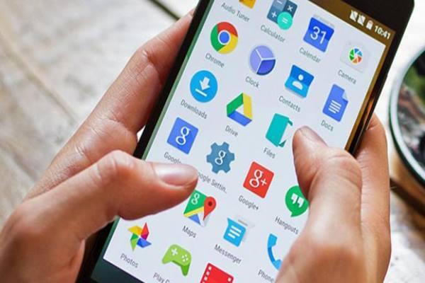 Aplikasi mobile - Ilustrasi