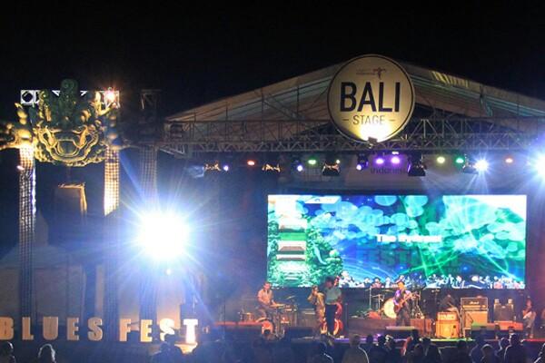 Bali Blues Festival di Bali - Ema Sukarelawanto