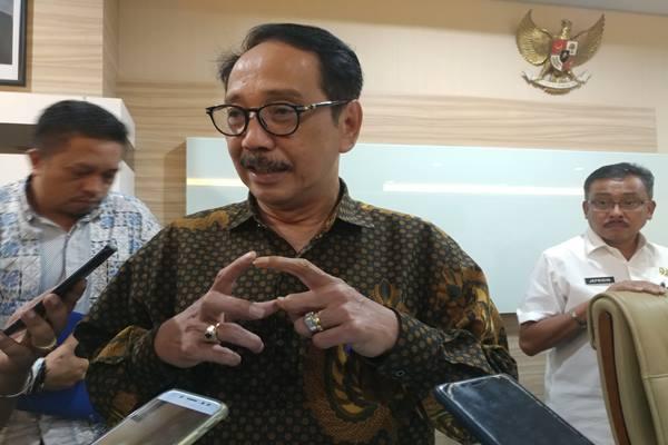Kepala BP Batam Edy Putra Irawadi. JIBI/Bisnis - Bobi Bani