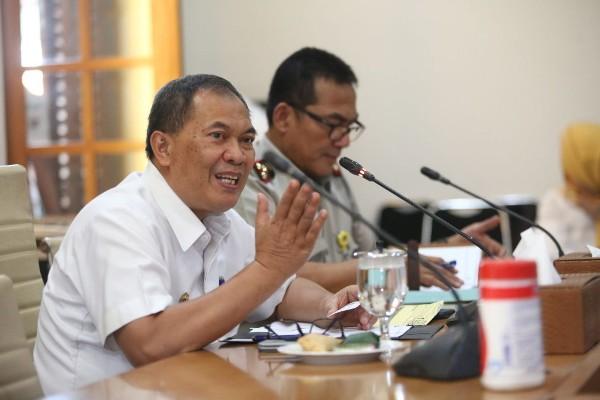 Oded M Danial (kiri) - Bisnis/Dea Andriyawan