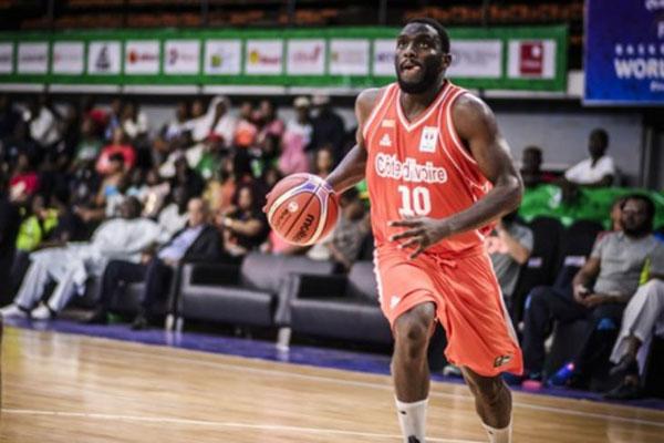 Pebasket Pantai Gading Souleyman Diabate - Antara-FIBA