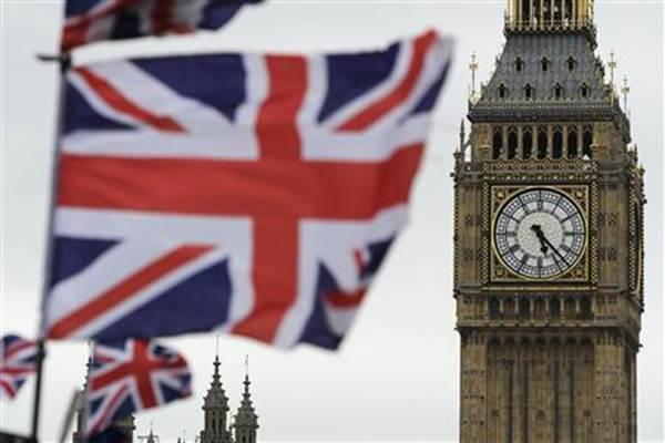 Menara jam Big Ben di London. - Reuters